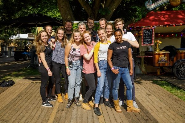Crew Taste of Amsterdam 2019