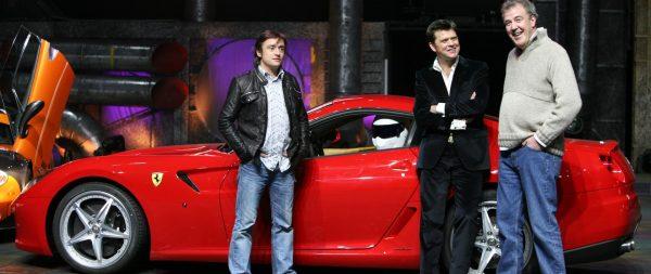 Top Gear Live team